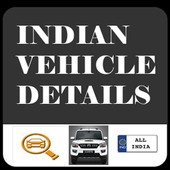 Vehicle Owner Details RTO icon