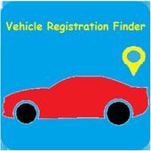 Vehicle Registration Finder icon