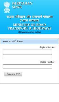 Vehicle Registration Finder poster