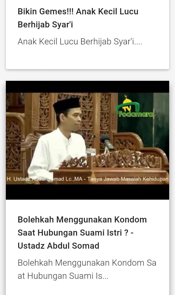 Video Islam Nasehat For Android APK Download