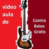 Video Aula Contra Baixo Gratis icon