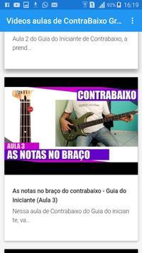 Video Aula Contra Baixo Gratis apk screenshot