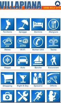 VILLAPIANA app apk screenshot
