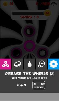 Virtual Fidget Spinner screenshot 1