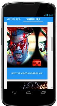 Top Virtual Reality VR Video screenshot 2