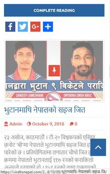 Viral To Nepal screenshot 3