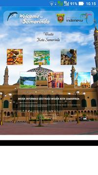 Visit Samarinda poster
