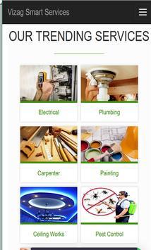 Vizag Smart Services apk screenshot