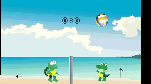 Volleyball Court apk screenshot