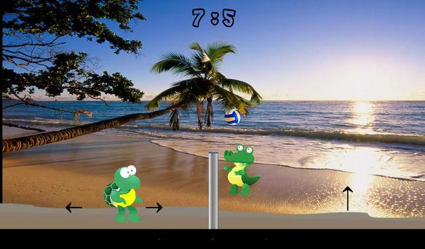 Volleyball Mobile Beach Game apk screenshot