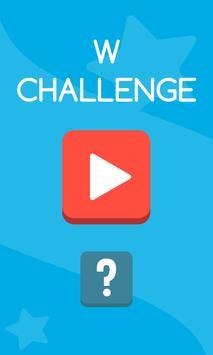 Word CHALLENGE poster