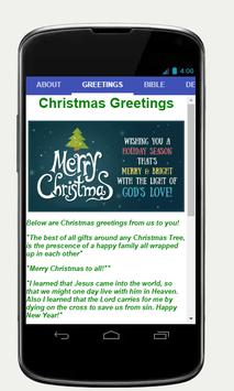 WCS Christmas screenshot 1