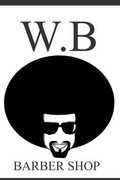 W.B Barber Shop.Desenvolvido para clientes. screenshot 1