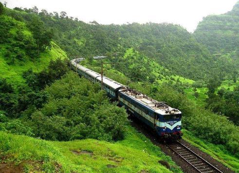 Wayanad Railway apk screenshot