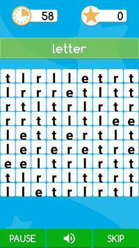 WORD CHALLENGE GAMES apk screenshot