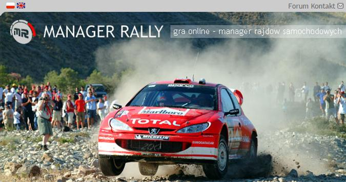 WRC Manager poster