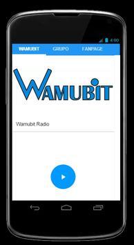 Wamubit Radio poster
