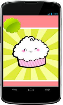 Want that Cupcake poster