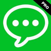 WhatsUp Plus Messenger icon