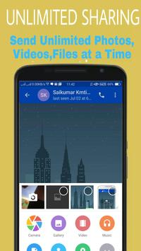 WhatsUp Plus Messenger poster