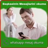 Başkasının Whatsapp mesajlarını okuma icon
