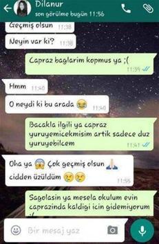 Başkasının Whatsapp mesajlarını okuma screenshot 1