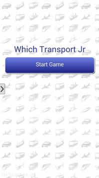 Which Transport Jr poster