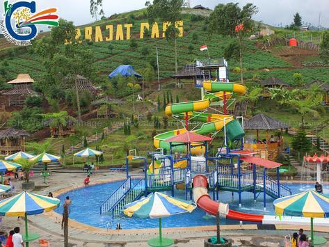 Tempat Wisata di Garut poster