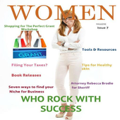 Women Who Rocks with Success 7 icon
