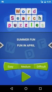 Word Search Puzzles screenshot 2