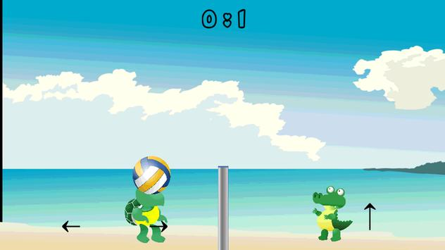 Volleyball screenshot 1