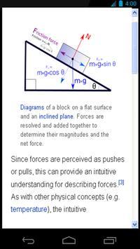 Workshop Calculation Theory apk screenshot