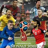 Mo Salah VS Stars World Cup icon