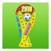 World Cup Russia 2018 icon