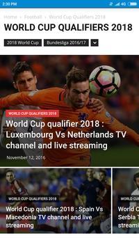 World Cup Russia 2018 screenshot 2