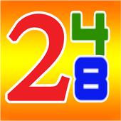 Xếp Hình Xếp Số 2048 icon
