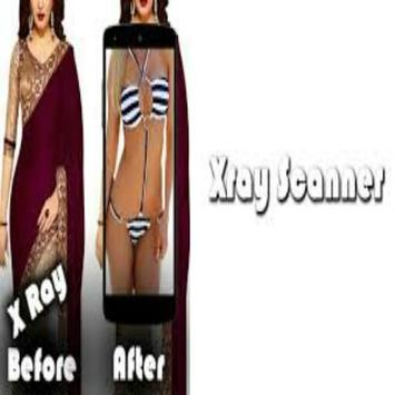 Xray cloth remover official poster
