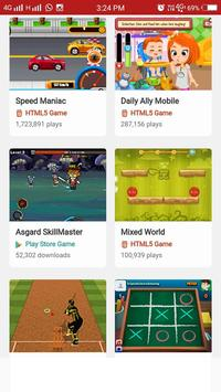 Y8 Mobile App - one app for all your gaming needs screenshot 3