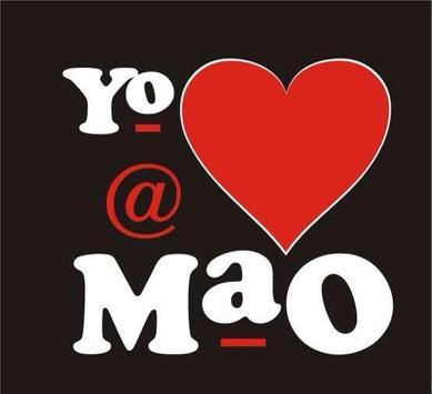 Yo Amo A Mao poster