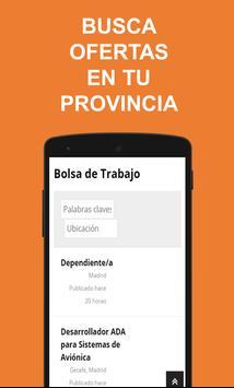 JobTrabajo Portal de Empleo poster