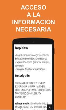 JobTrabajo Portal de Empleo screenshot 1