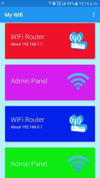 Home Router poster