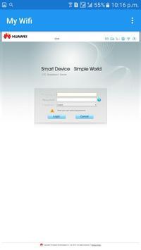 Home Router screenshot 1