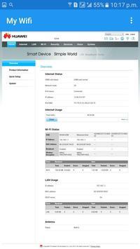 Home Router screenshot 2