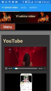 Mofe Advice Video screenshot 2