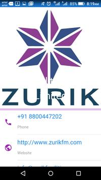 Zurik Cleaning Services poster