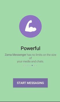 Zama Messenger screenshot 2