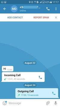Zama Messenger screenshot 3