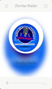 Zionite Radio poster