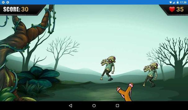 Zombie Attack One screenshot 1